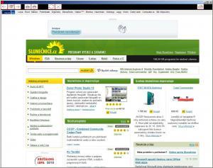 DSoft Browser 4.0 - náhled