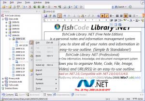 Library .NET 18.4 - náhled