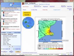 Earth Alerts 2016.1.24 - náhled