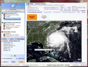 Earth Alerts 2020.1.122 - náhled