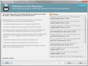 Anti Recovery 1.4.7.133 - náhled