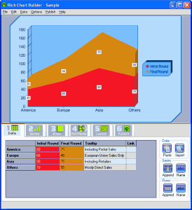 Rich Chart Builder Professional 1.1.178.0 - náhled