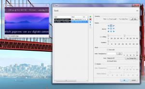 BorderMaker 5.0 - náhled