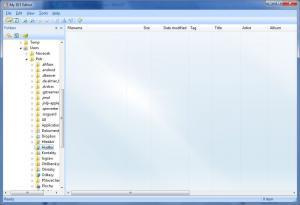 My ID3 Editor 2.3 - náhled