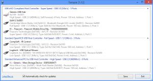 Temple - USB Device Info 1.13 - náhled
