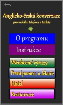 Angličtina - konverzace v mobilu - náhled