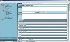 MISAG - MetaInformační Systém pro Administraci Geodat 1.11 - náhled