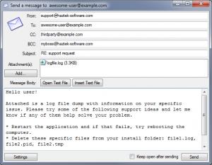 SMTP Mail Sender 1.0.0.7 - náhled