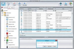 Spyrix Free Keylogger 10.6.2 - náhled