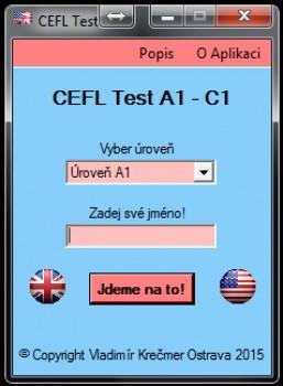 CEFL Exam - náhled