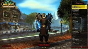 World of Warcraft Character Transfer - náhled