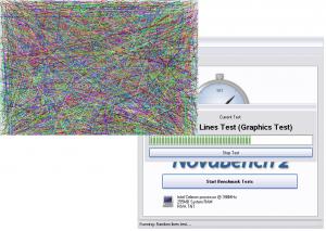NovaBench 4.0.6 - náhled