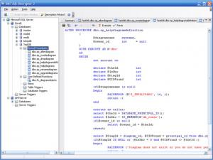 SQL Decryptor 3.22 - náhled