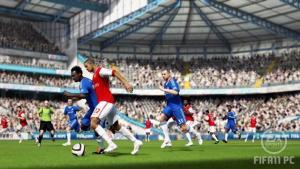 FIFA 11 - náhled
