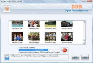 Digital Pictures Recovery 4.0.1.6 - náhled