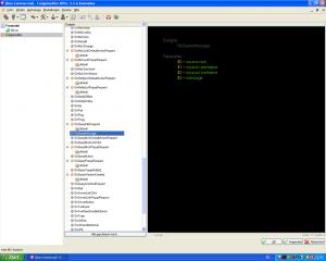 KVIrc 4.0.4 - náhled