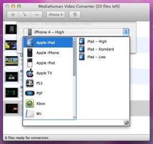 Video Converter 1.2.1 - náhled