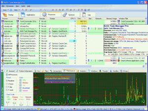AnVir Task Manager Free 8.1 - náhled