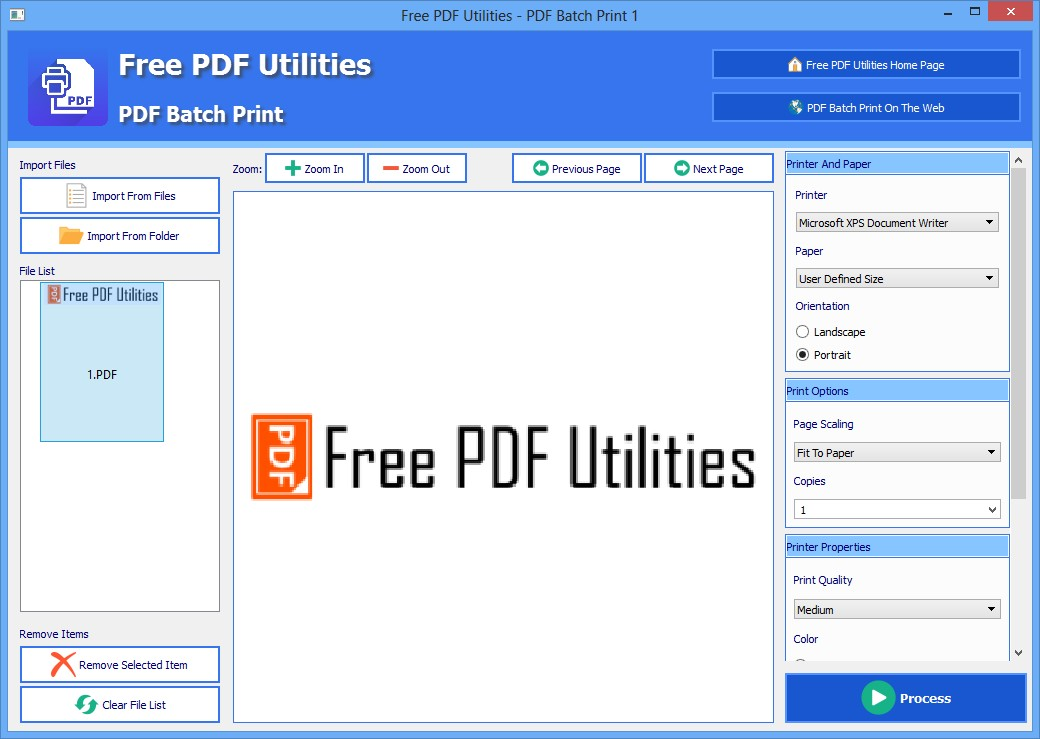 Best Way to Print Multiple PDF Files with Batch Printing
