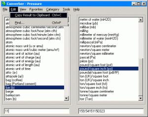 Converber 2.3.1 - náhled
