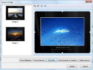 Ashampoo Cover Studio 2.2.0 - náhled