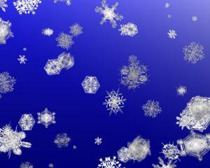 SnowFall 1.1 - náhled