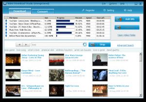 Video Download Studio 3.4.14 - náhled