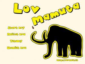 Lov mamuta - náhled