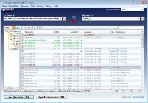 PureSync 5.0.0 - náhled