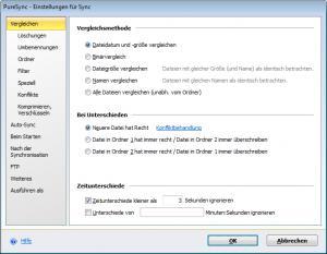 PureSync 4.5.10 - náhled