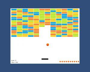 Brick Wall Tennis 1.0 - náhled