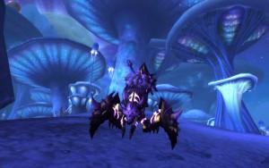 World of Warcraft Grinning Reaver - náhled