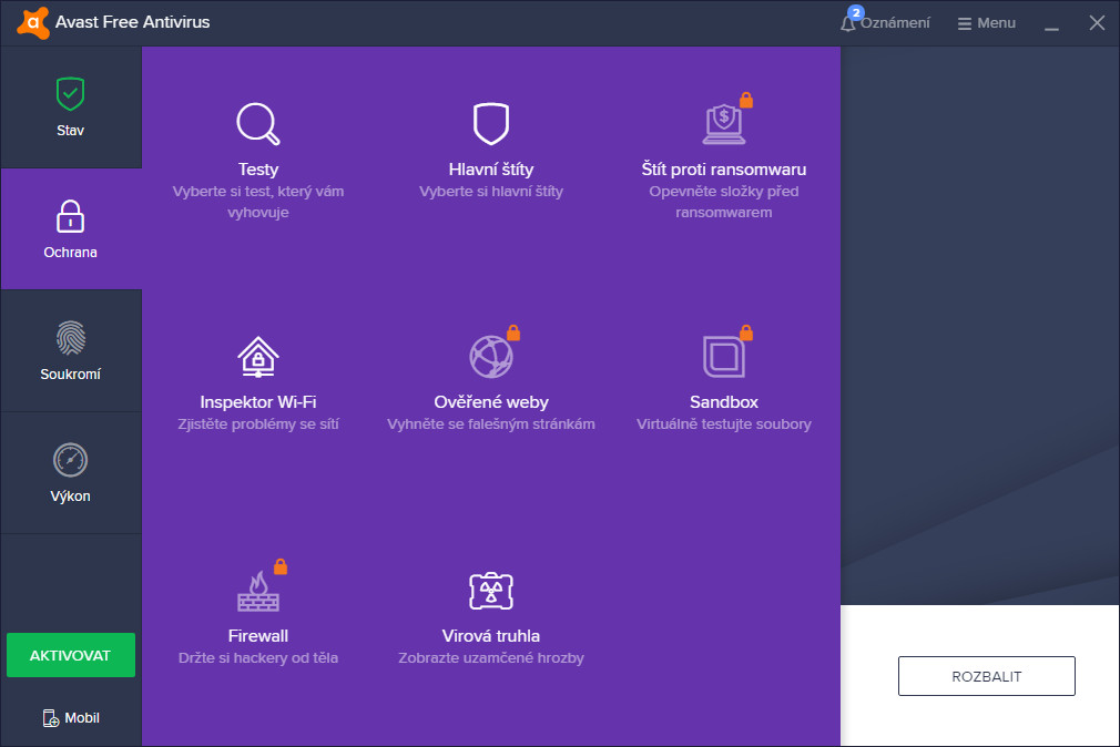 avast antivirus plus free download