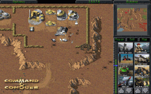 Command & Conquer - náhled