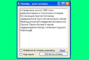 Natalka 1.0.0.0 - náhled