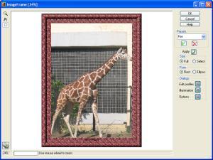 Image Frame 1.2 - náhled