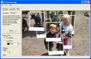 IE Photomontage 1.7 - náhled
