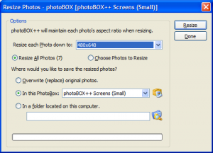 photoBOX++ 1.0.2.1231 - náhled