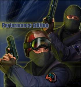 Counter Strike Performance Edition - náhled
