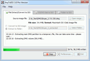 AnyToISO 3.2 - náhled