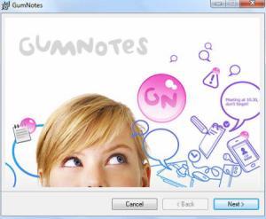 GumNotes 1.3.1.740 - náhled