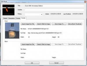DJOBooks 1.0.28 beta - náhled