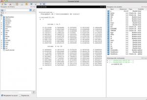 Scilab 5.5.0 - náhled