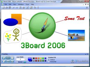 3Board 3.6.0.0 - náhled