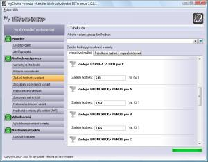 MyChoice 1.0.4.2 - náhled