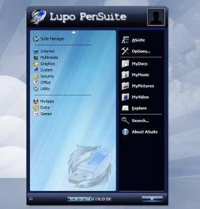 Lupo PenSuite Full version 2014.05 - náhled