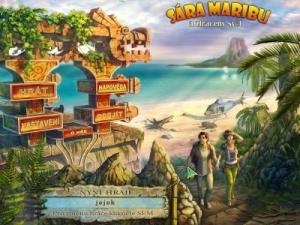 Sára Maribu a ztracený svět 1.00 - náhled