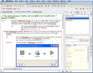 XMLmind XML Editor 8.2.0 - náhled