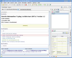 XMLmind XML Editor 8.1.0 - náhled