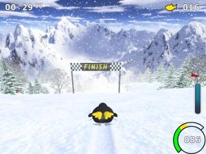 Extreme Tux Racer 0.7.3 - náhled